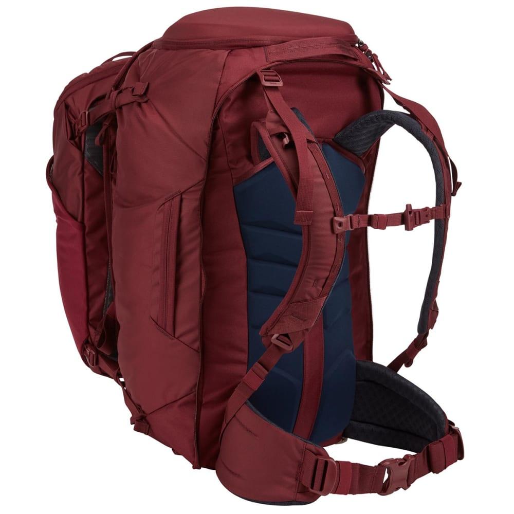 THULE Women's Landmark 70L Travel Backpack - DARK BORDEAUX