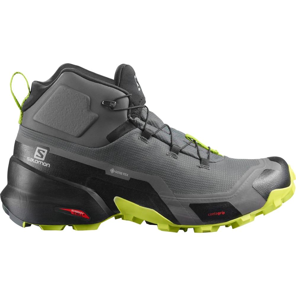 SALOMON Men's Cross Hike Mid GTX Trail Running Shoe 9