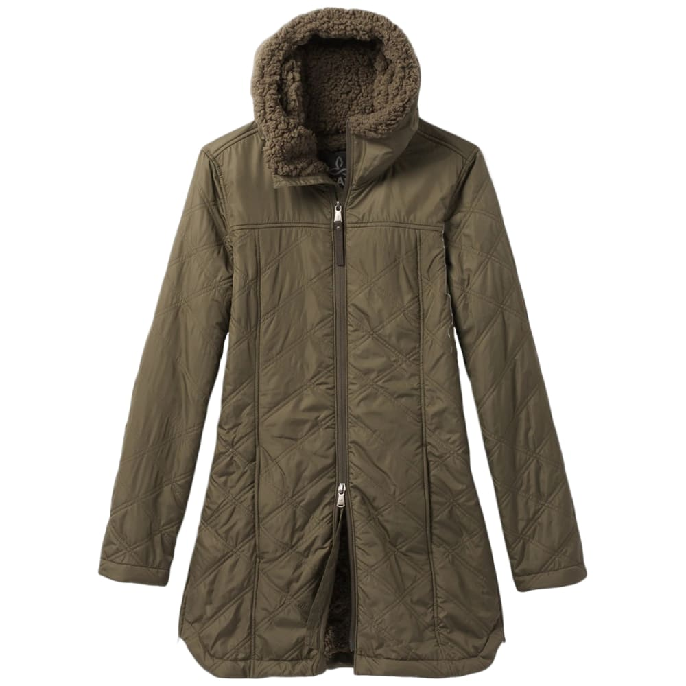 PRANA Women's Elsa Coat S