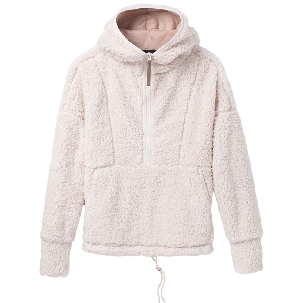 PRANA Women's Polar Escape 1/2-Zip Pullover M