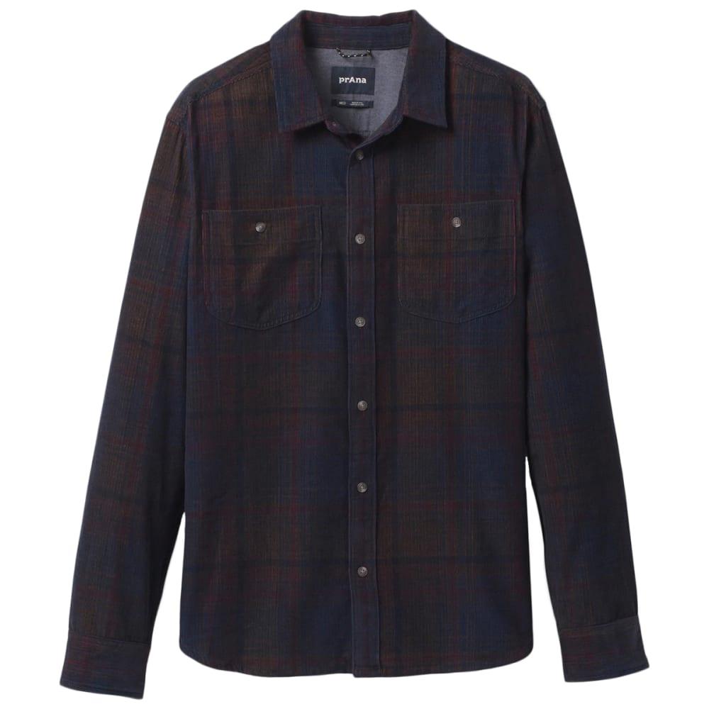 PRANA Men's Dooley Long Sleeve Shirt S