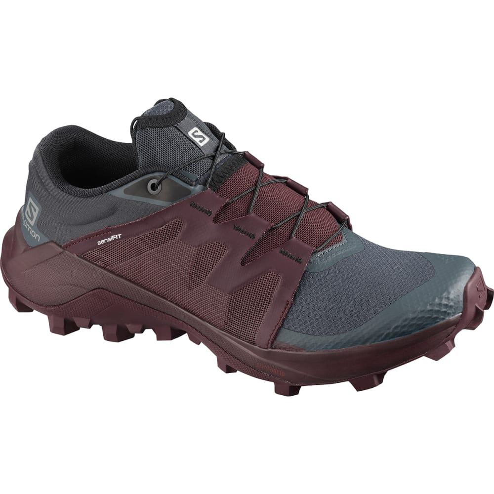 SALOMON Women's Wildcross Trail Running Shoe 7