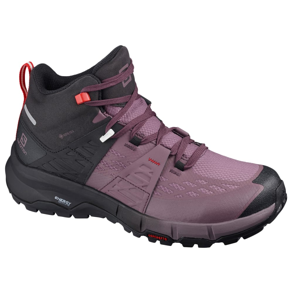 SALOMON Women's Odyssey Mid GTX W Hiking Boot 7