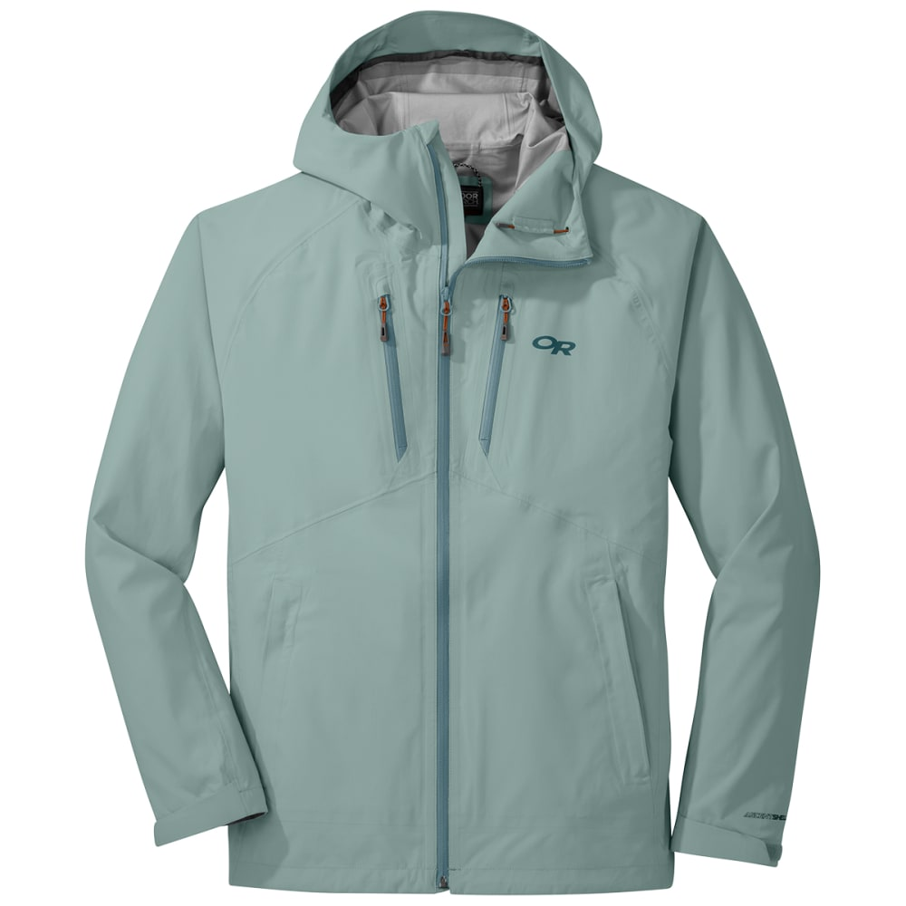 OUTDOOR RESEARCH Men's Microgravity Ascentshell Jacket S