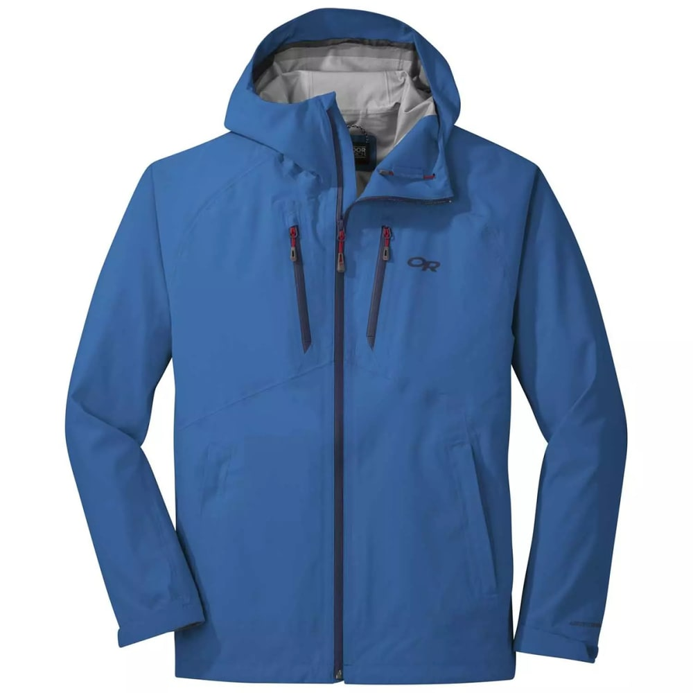 OUTDOOR RESEARCH Men's Microgravity Ascentshell Jacket L