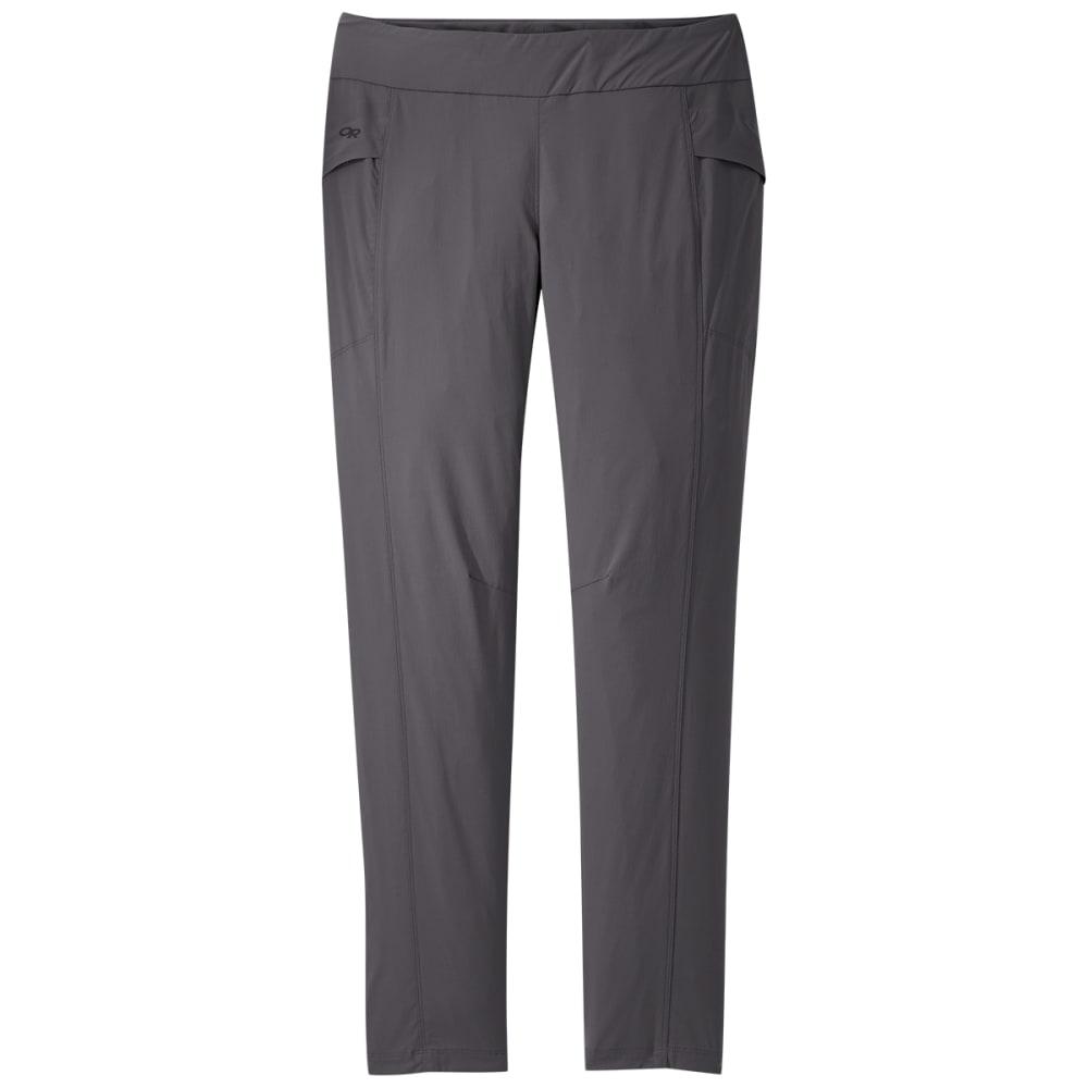 OUTDOOR RESEARCH Women's Equinox Pants, Short - CHARCOAL