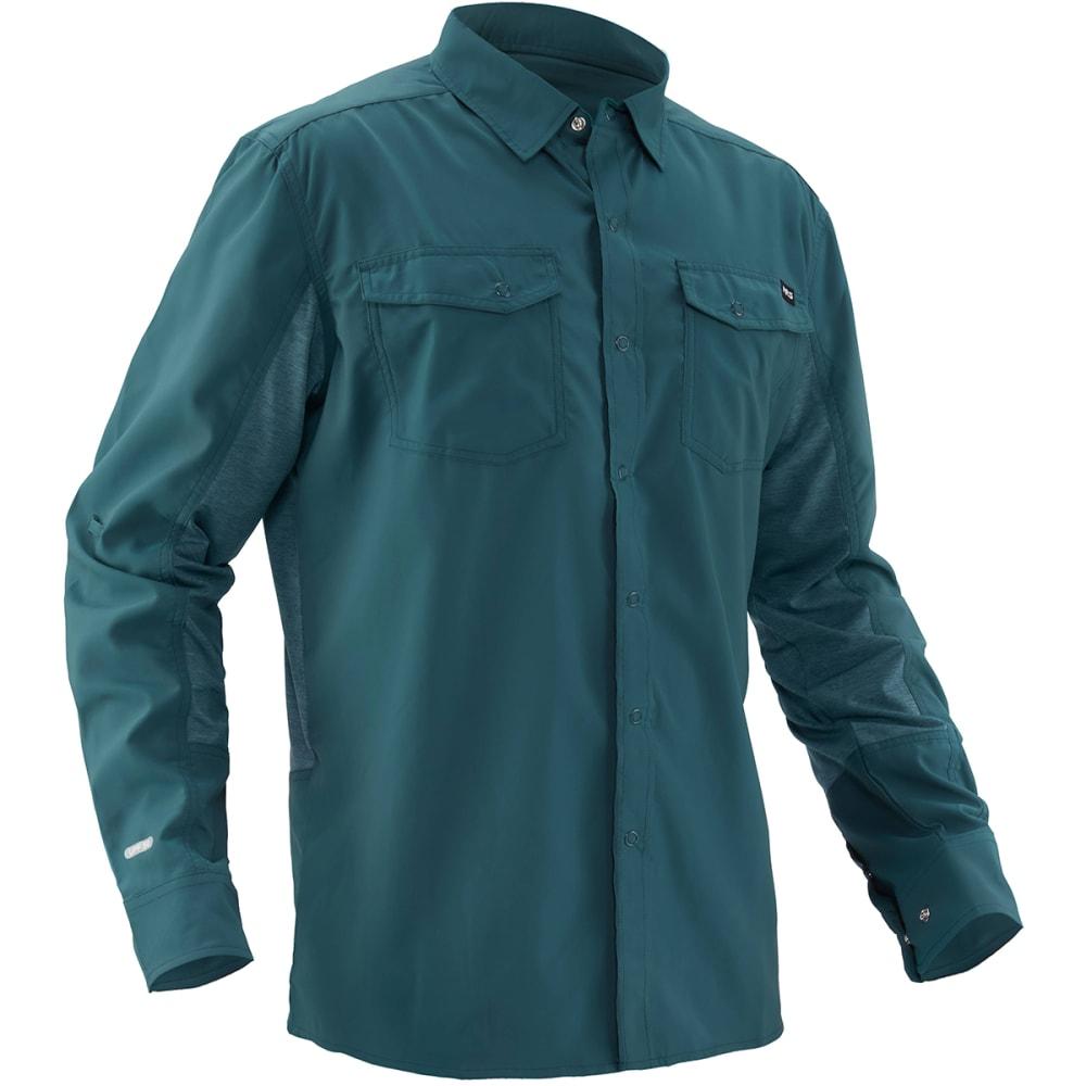 NRS Men's Long-Sleeve Guide Shirt M