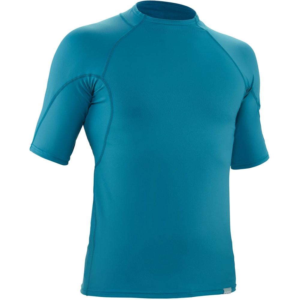 NRS Men's H2Core Rashguard Short-Sleeve Shirt L