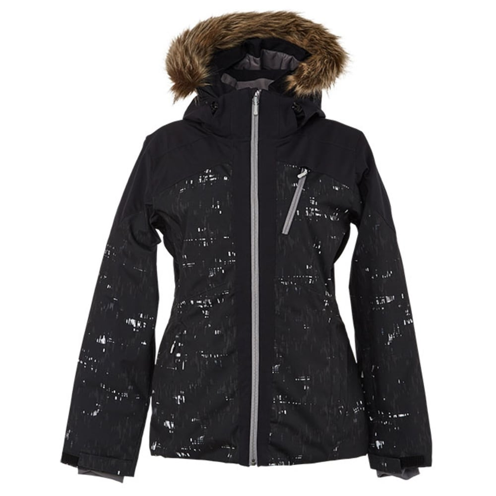 SPYDER Women's Skyline Nylon Jacket S