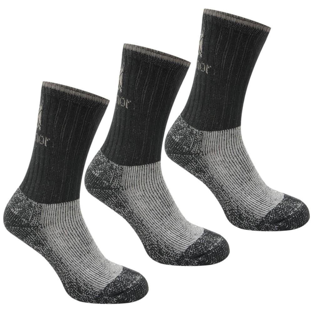 KARRIMOR Women's Heavyweight Boot Socks, 3-Pack 6-10