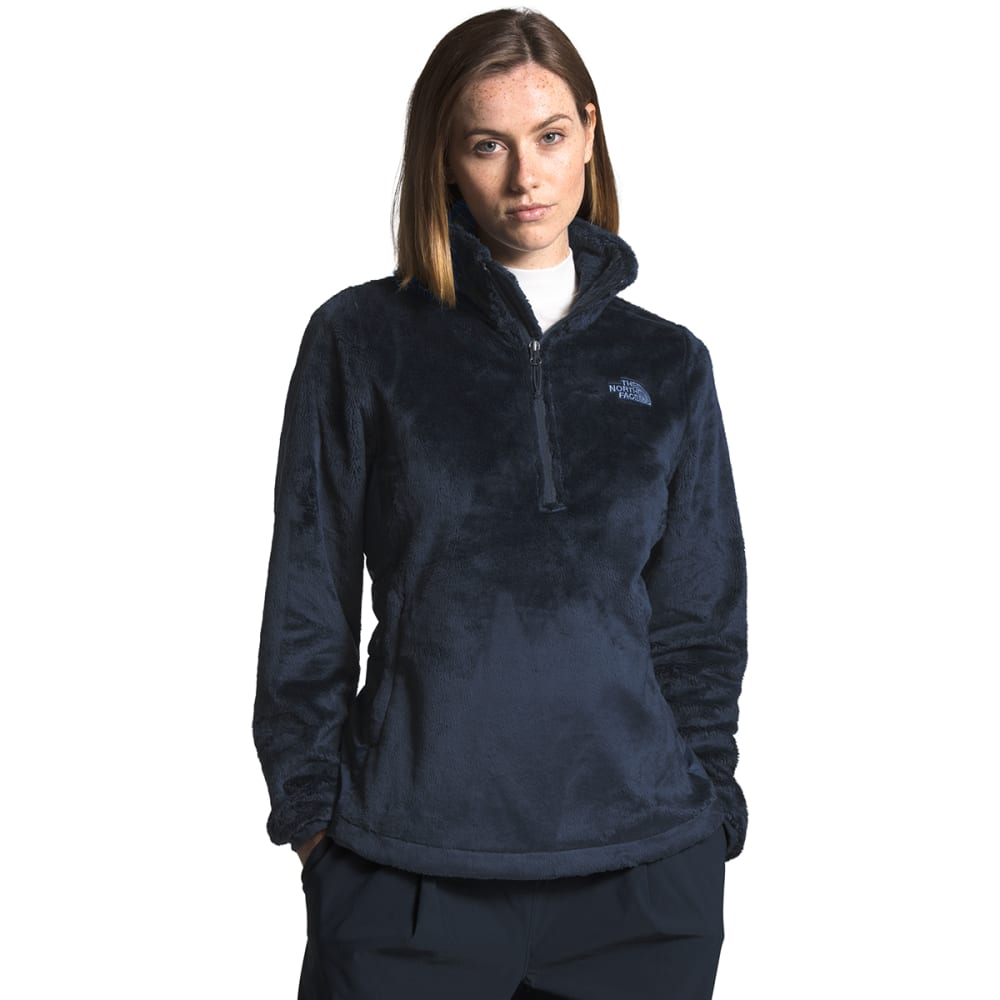 THE NORTH FACE Women's Osito 1/4-Zip Pullover S