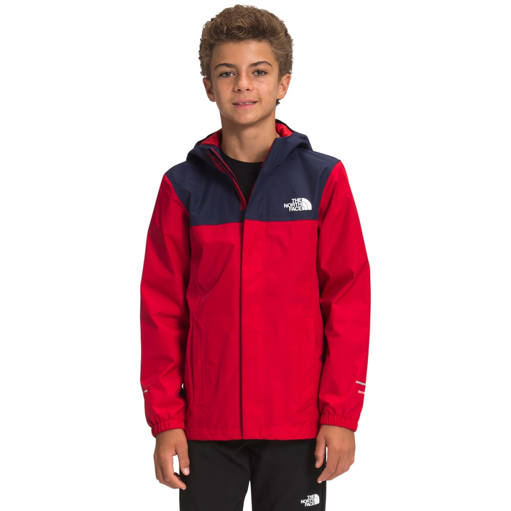 THE NORTH FACE Boys' Resolve Reflective Jacket L