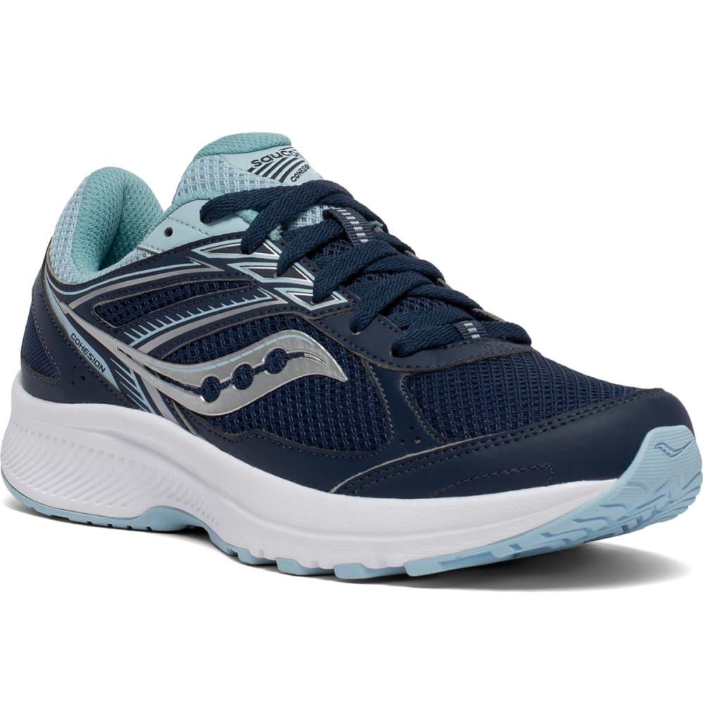 SAUCONY Women's Cohesion 14 Running Shoe 7