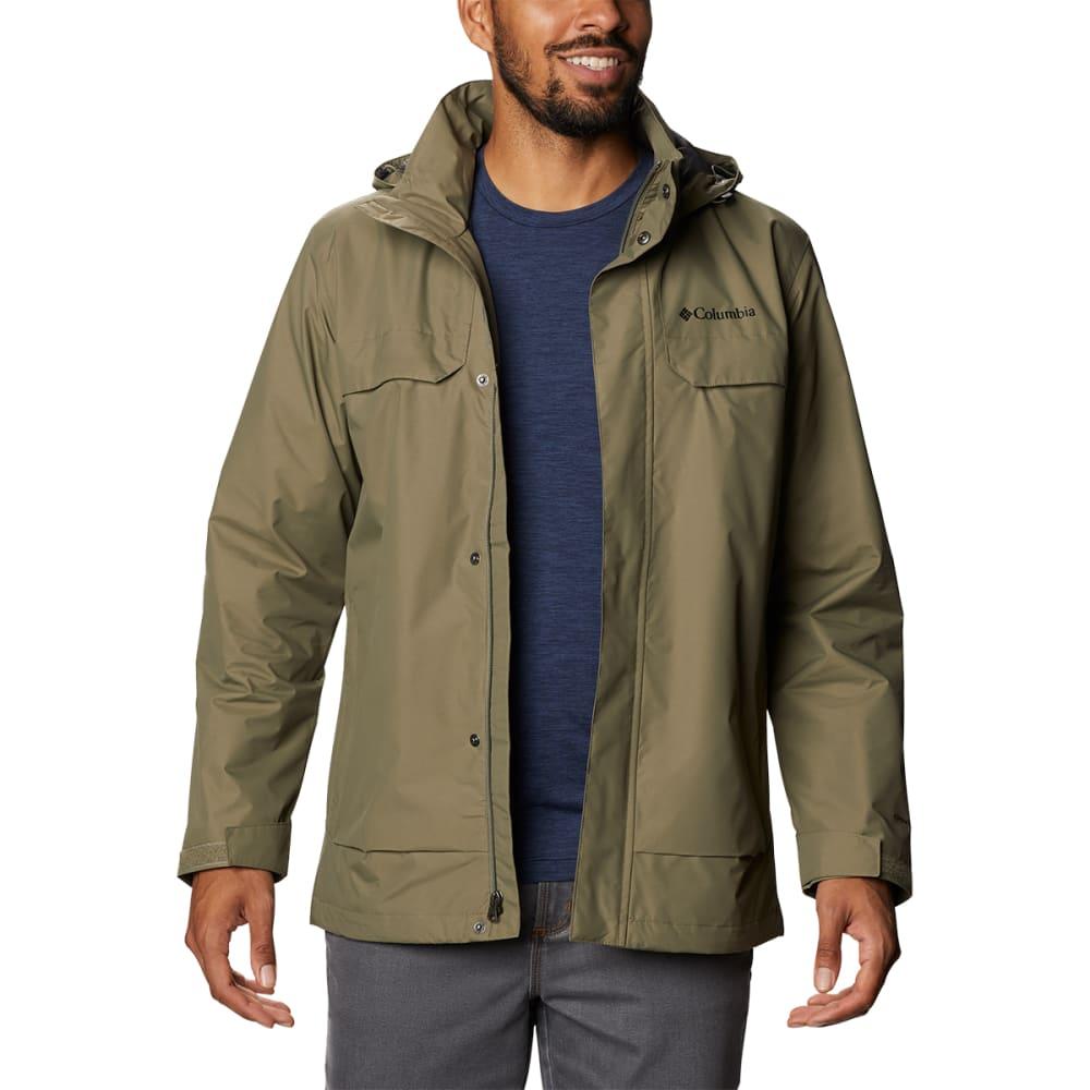 COLUMBIA Men's Tryon Trail Shell Jacket M