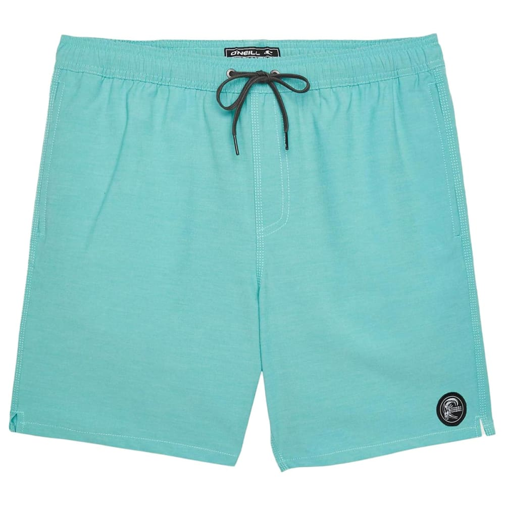 O'NEILL Men's Solid Volley Board Shorts S