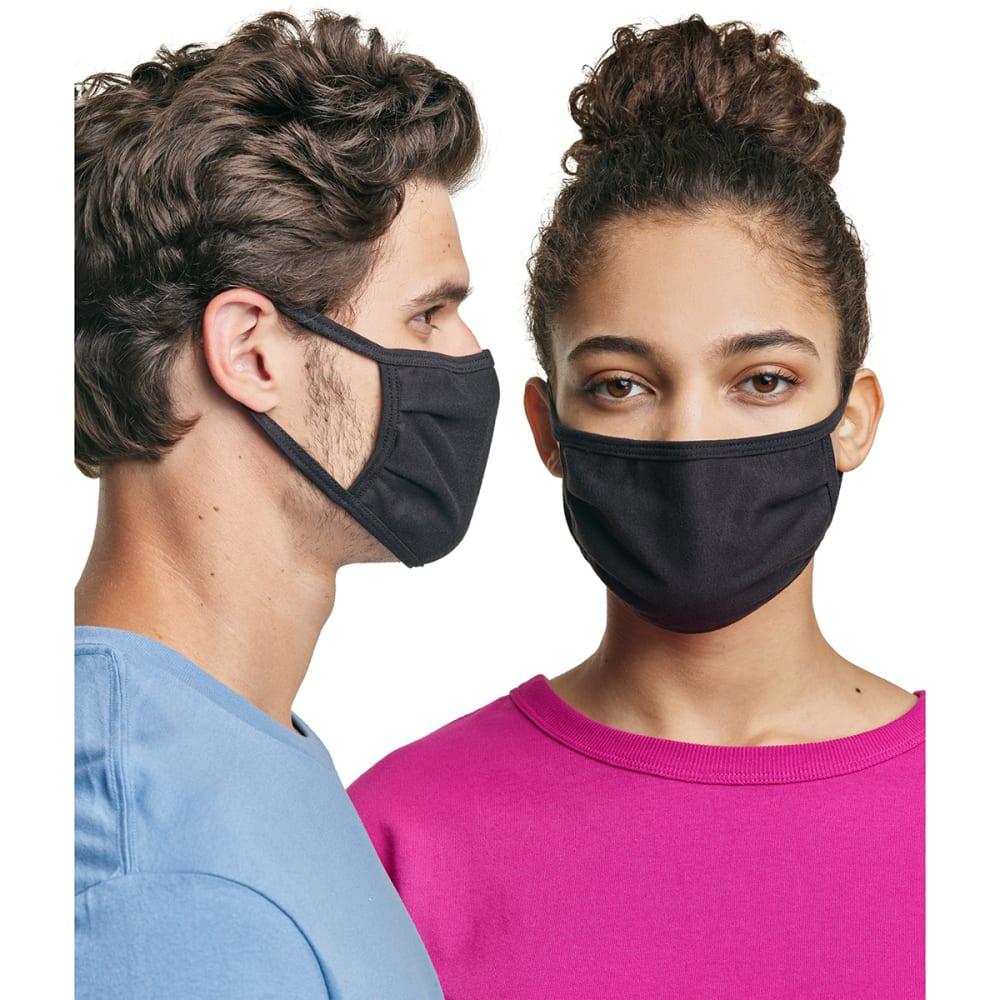HANES Face Masks, 5-Pack ADULT