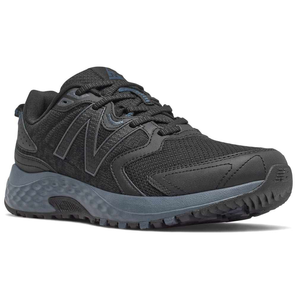 NEW BALANCE Men's 410 V7 Trail Running Shoe, Wide Width 8