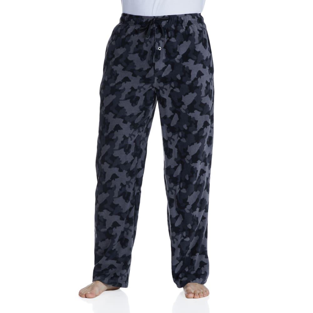 TIMBER RIDGE Men's Microfleece Sleep Pants S
