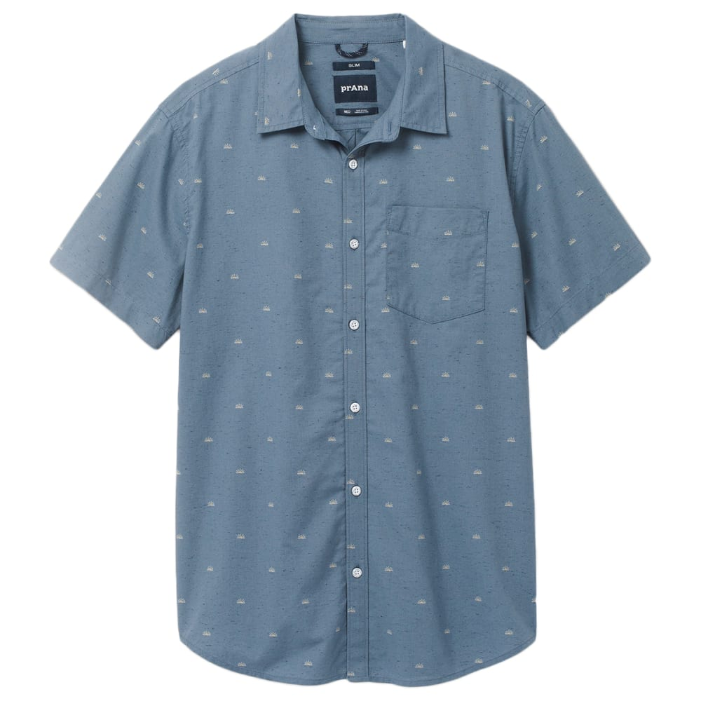 PRANA Men's Salerno Shirt L