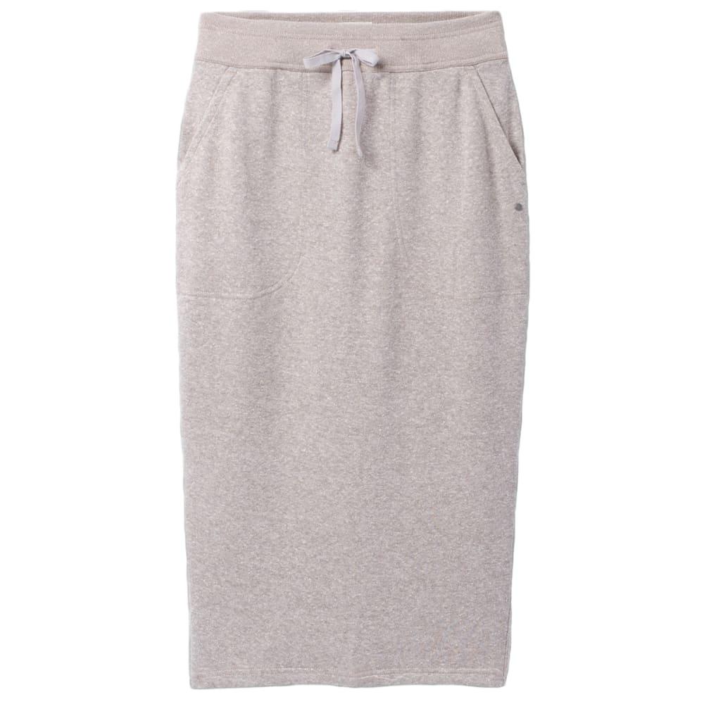 PRANA Women's Cozy Up Midi Skirt L