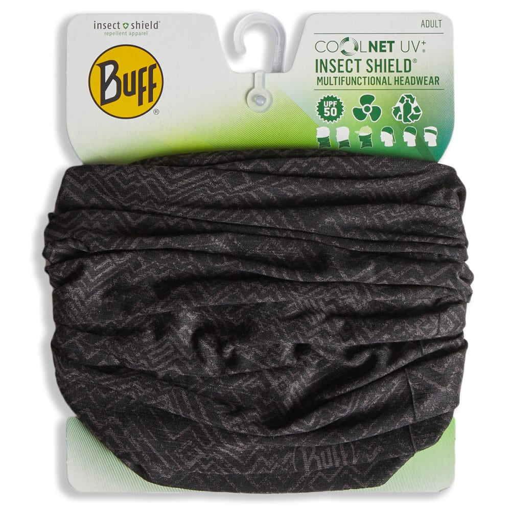 BUFF Coolnet UV+ Insect Shield Neck Gaitor ONESIZE