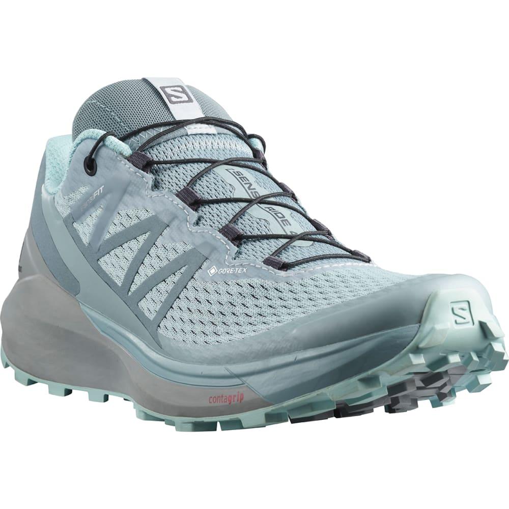 SALOMON Women's Sense Ride 4 Invisible Fit GTX Trail Running Shoe 7