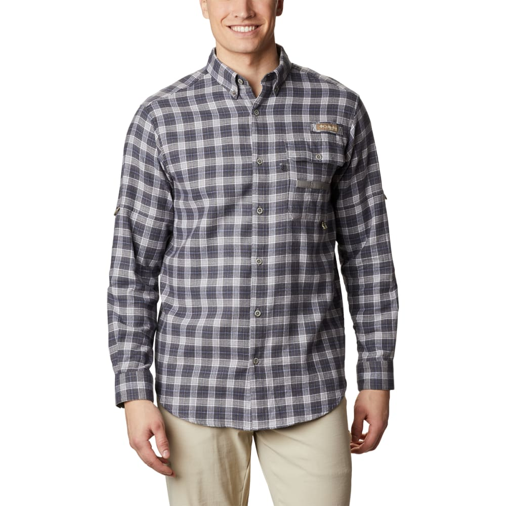 COLUMBIA Men's PHG Sharptail Flannel Shirt M