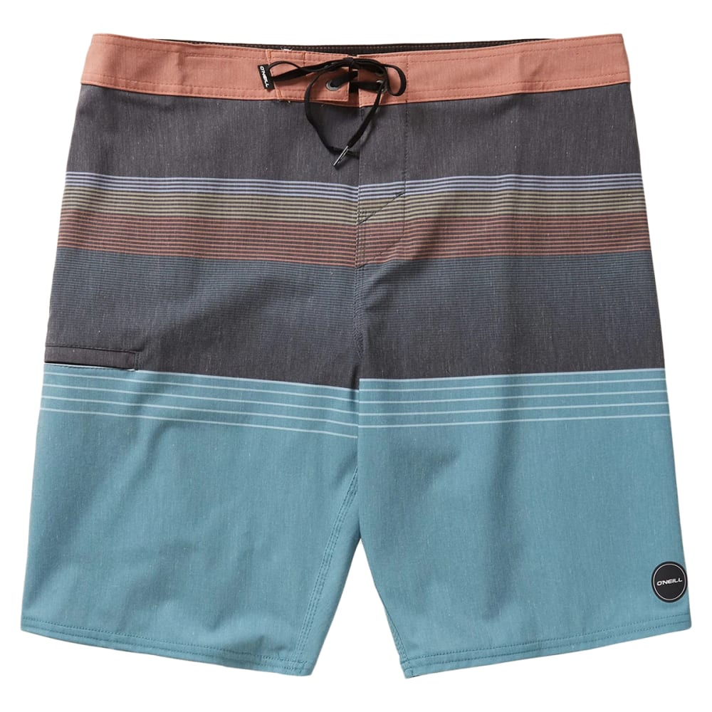 O'NEILL Men's Stripe Club Boardshorts 30