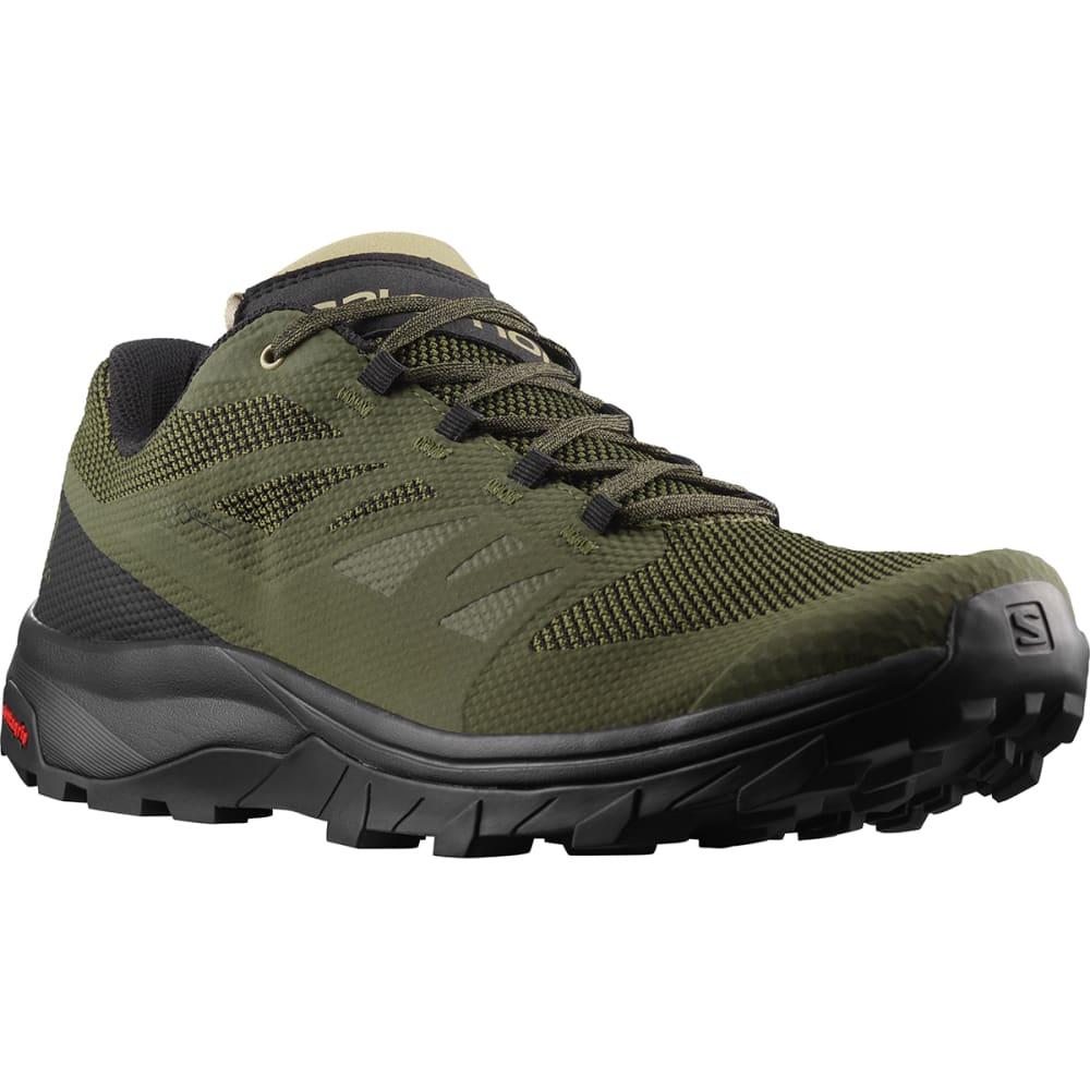 SALOMON Men's Outline GORE-TEX Hiking Shoes 8