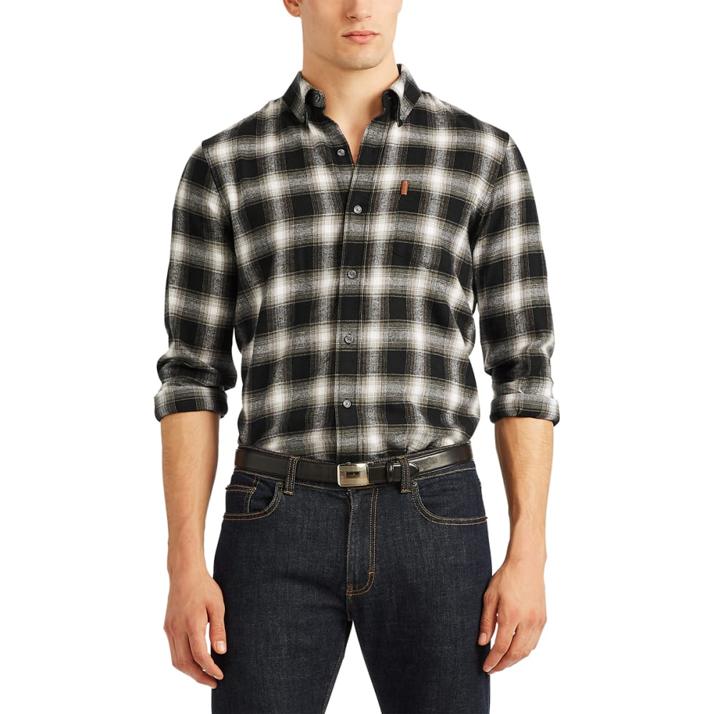 CHAPS Men's Long Sleeve Flannel Shirt M