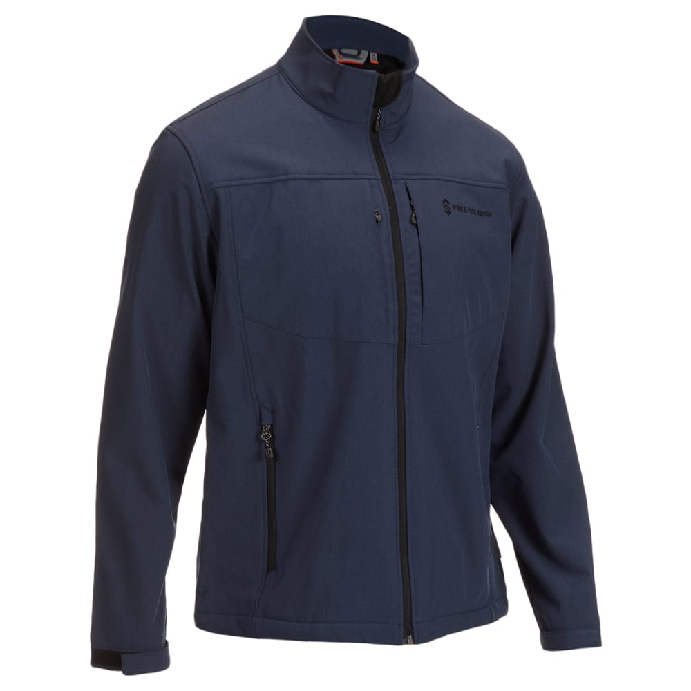 FREE COUNTRY Men's Softshell Jacket S