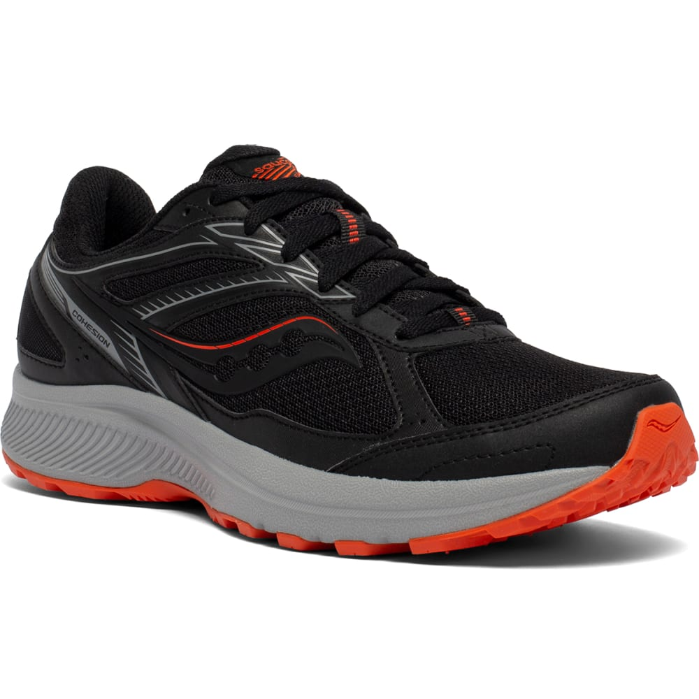 SAUCONY Men's Cohesion TR14 Trail Running Shoe, Wide Width 7.5