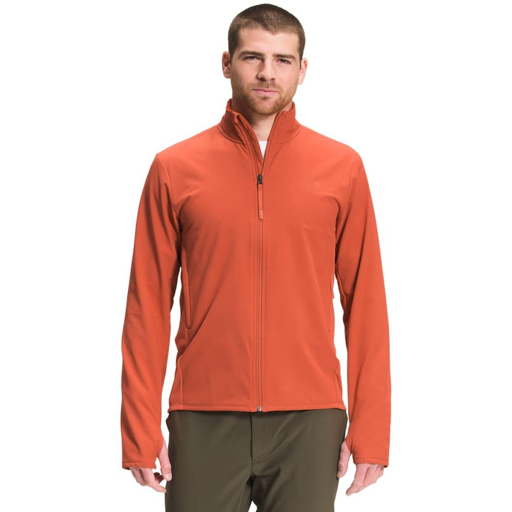 THE NORTH FACE Men's Treadway Hybrid + FUTUREFLEECE Full-Zip Jacket M