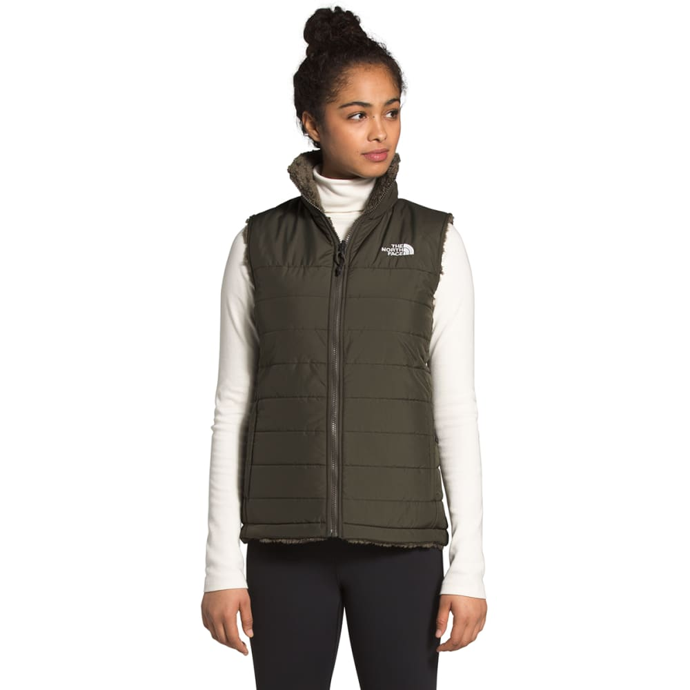 THE NORTH FACE Women's Mossbud Insulated Reversible Vest S