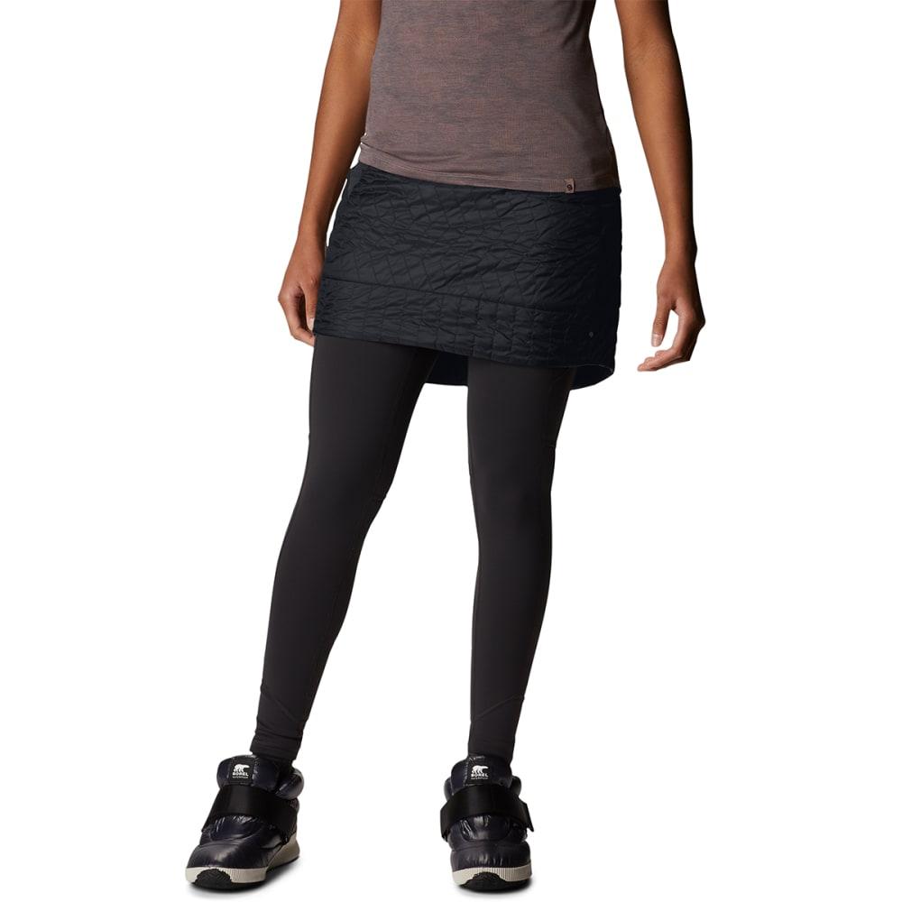 MOUNTAIN HARDWEAR Women's Trekkin Insulated Mini Skirt S