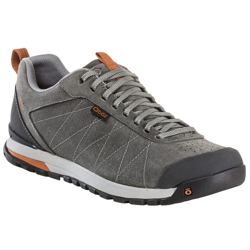 OBOZ Men's Bozeman Low Leather Hiking Shoe 8