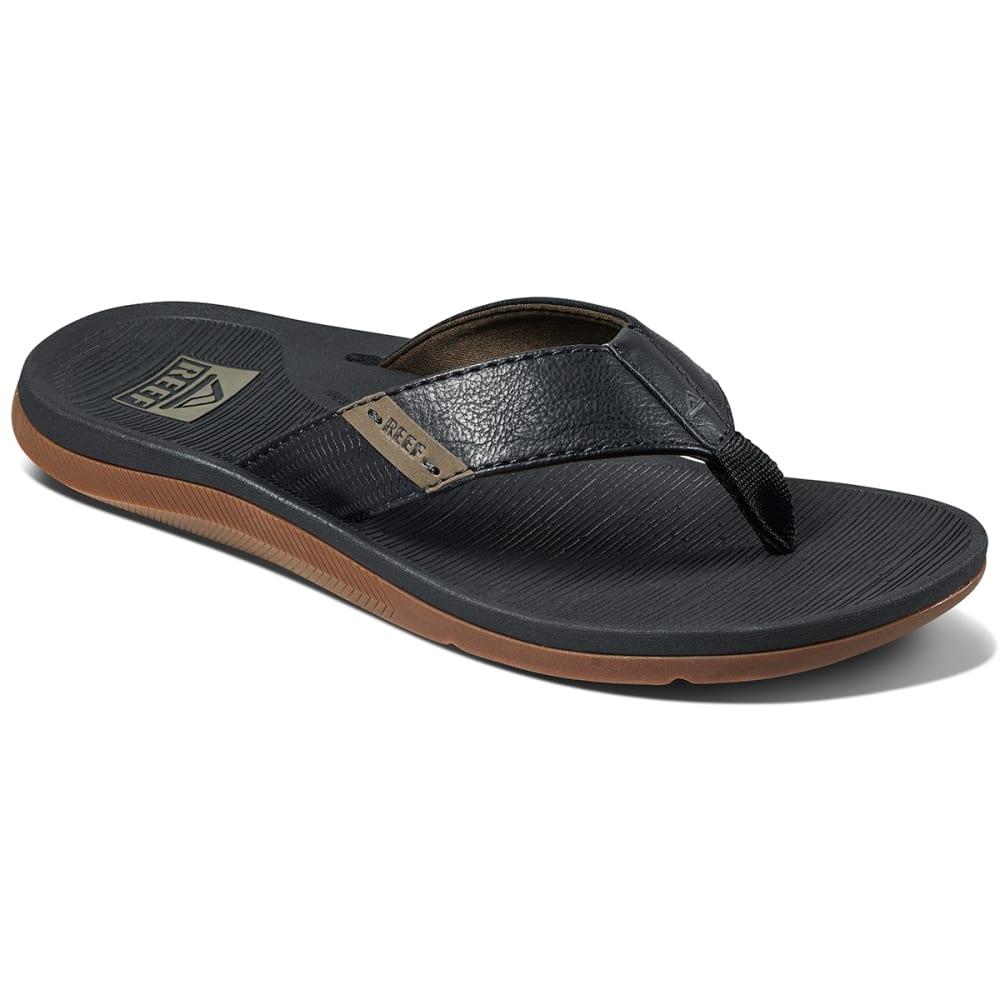 REEF Men's Santa Ana Flip Flops 10