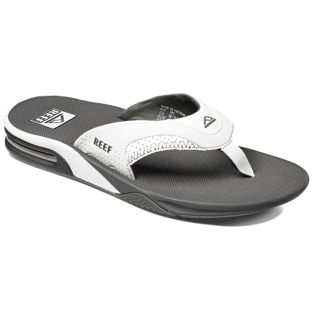 REEF Men's Fanning Flip Flops 9