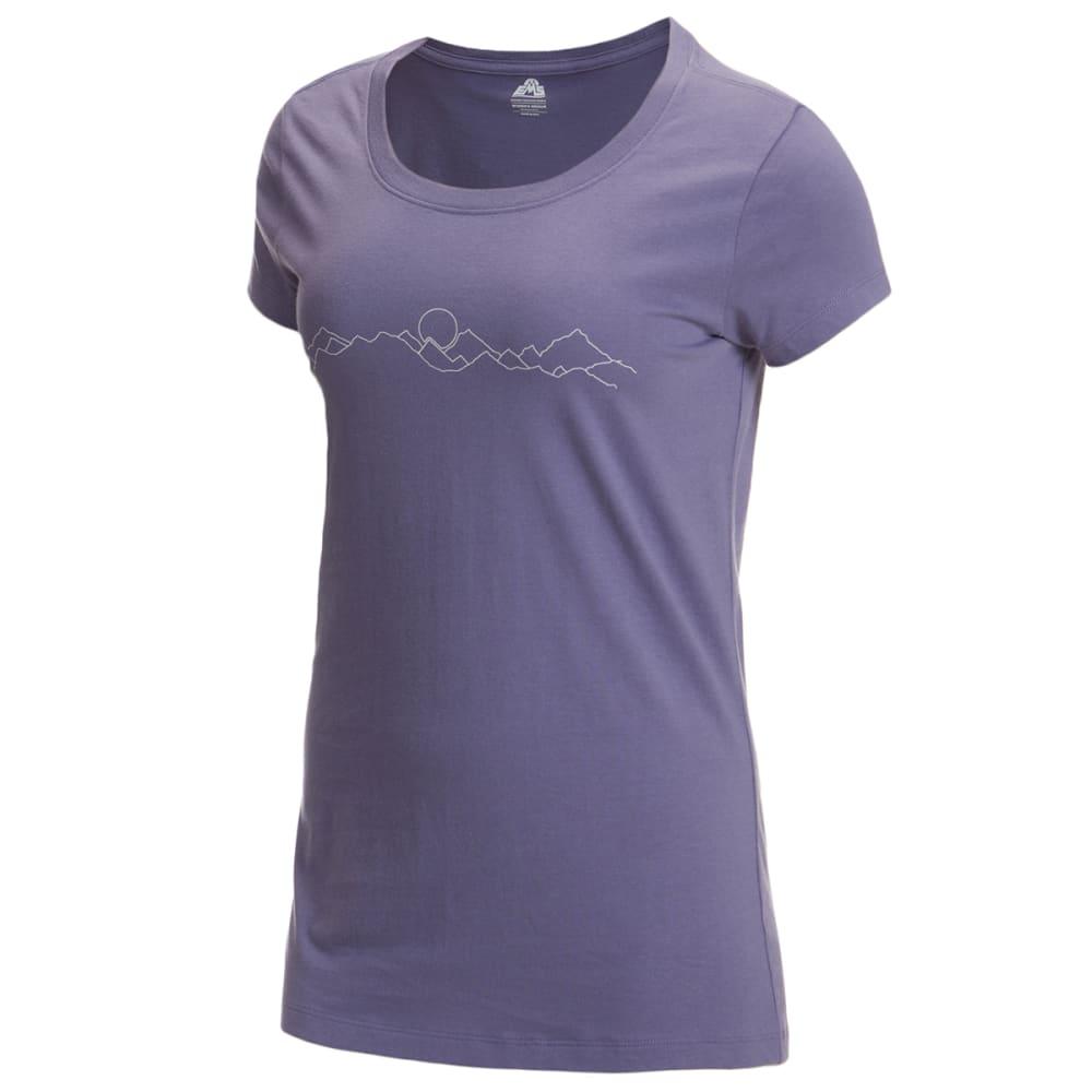 EMS Women's Mountain Short Sleeve Graphic Tee S