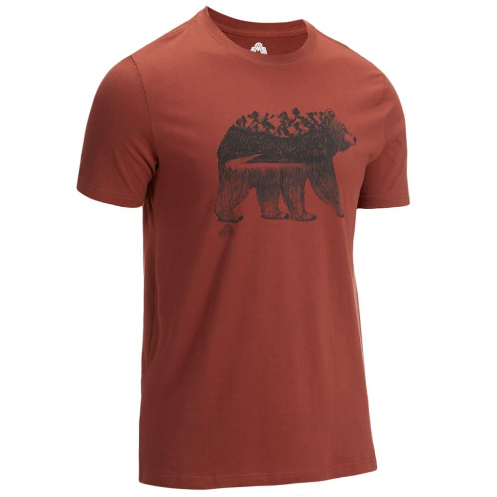EMS Men's Ursa Major Short Sleeve Graphic Tee M