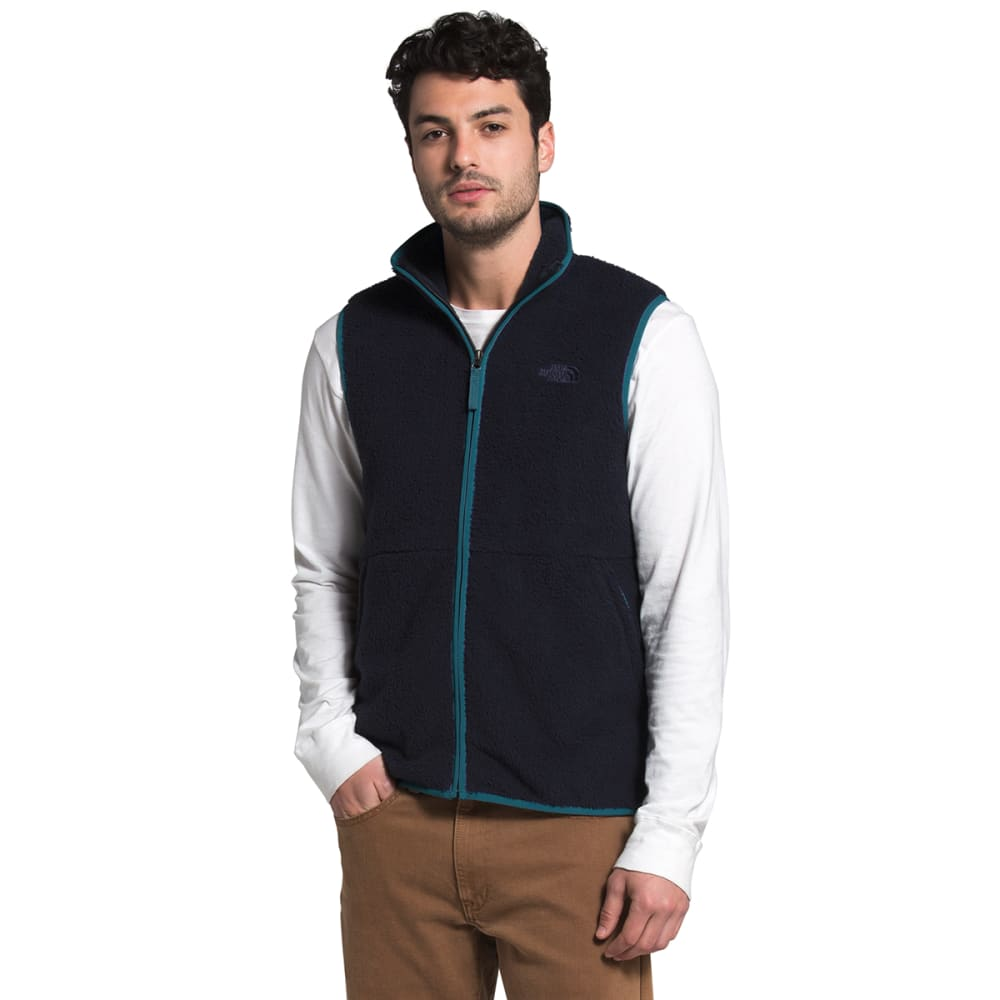 THE NORTH FACE Men's Dunraven Sherpa Vest S