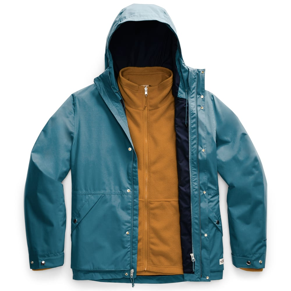 THE NORTH FACE Men's Bronzeville Triclimate Jacket S