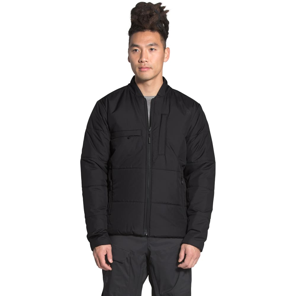 THE NORTH FACE Men's Powderflo Insulated Mid Layer Jacket M