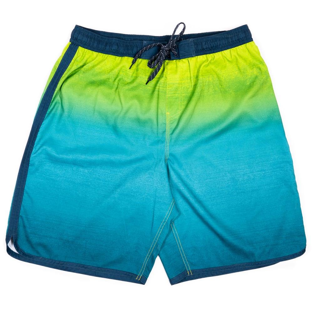 BURNSIDE Men's 24 Karat Gold Swim Short S
