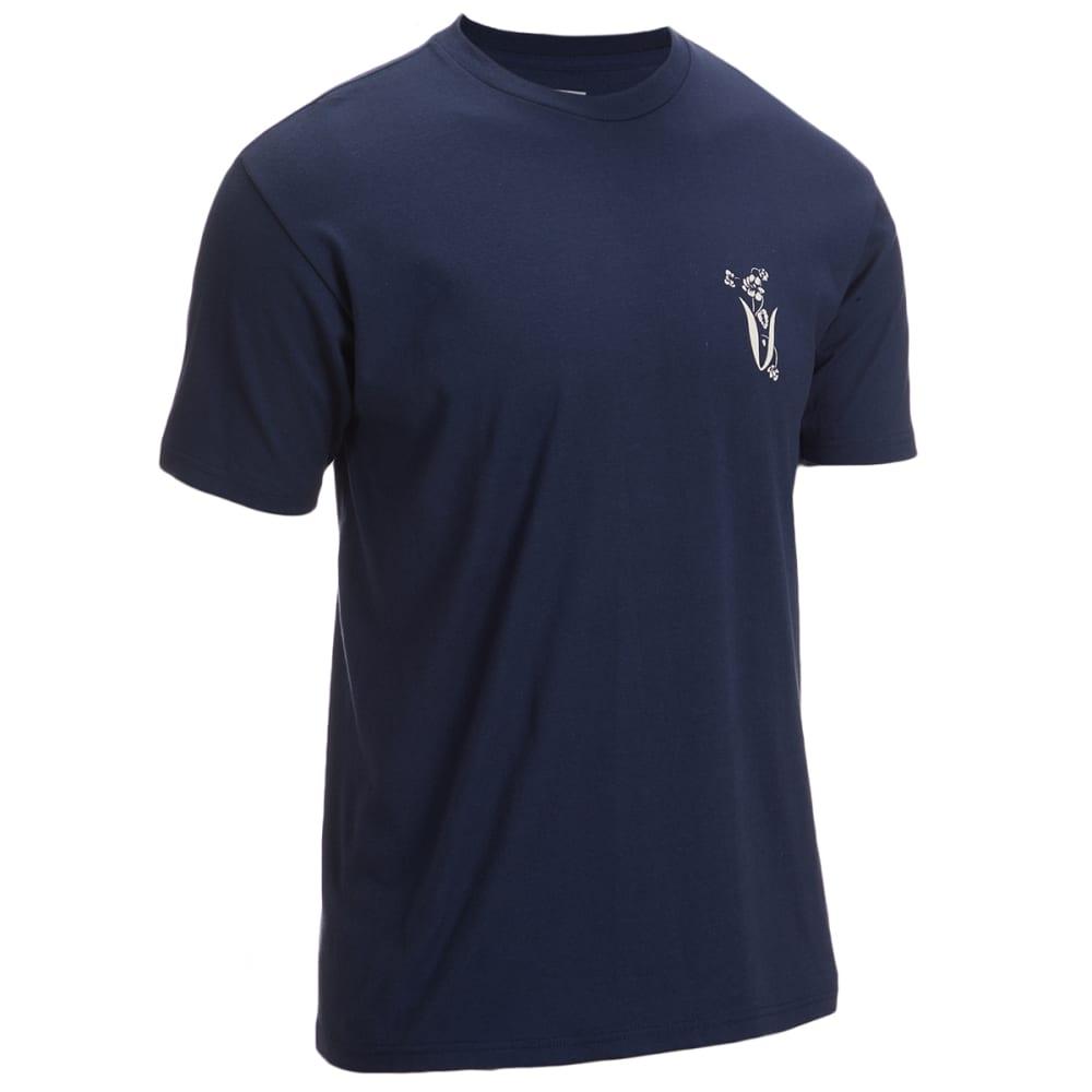 VANS Men's Open Fields Short Sleeve Tee S