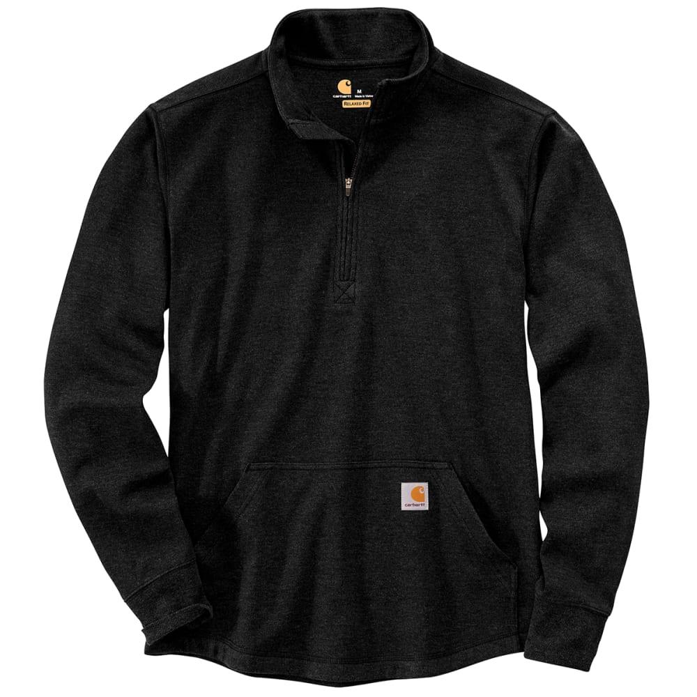 CARHARTT Men's Heavyweight Long Sleeve 1/2-Zip Thermal Shirt M