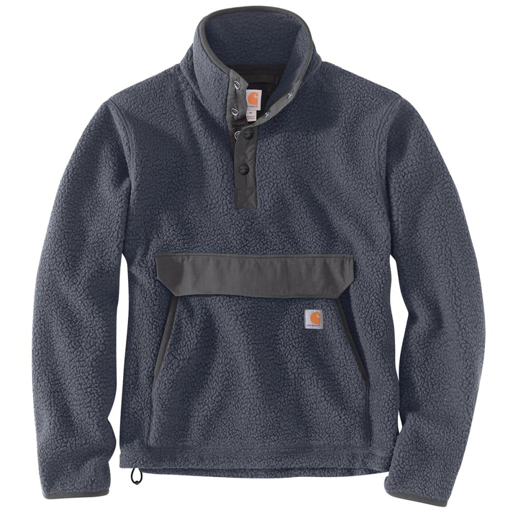 CARHARTT Men's Relaxed Fit Fleece Pullover L