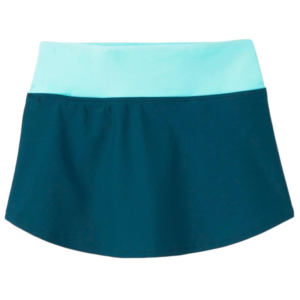 PRANA Women's Belltello Swim Skirt L