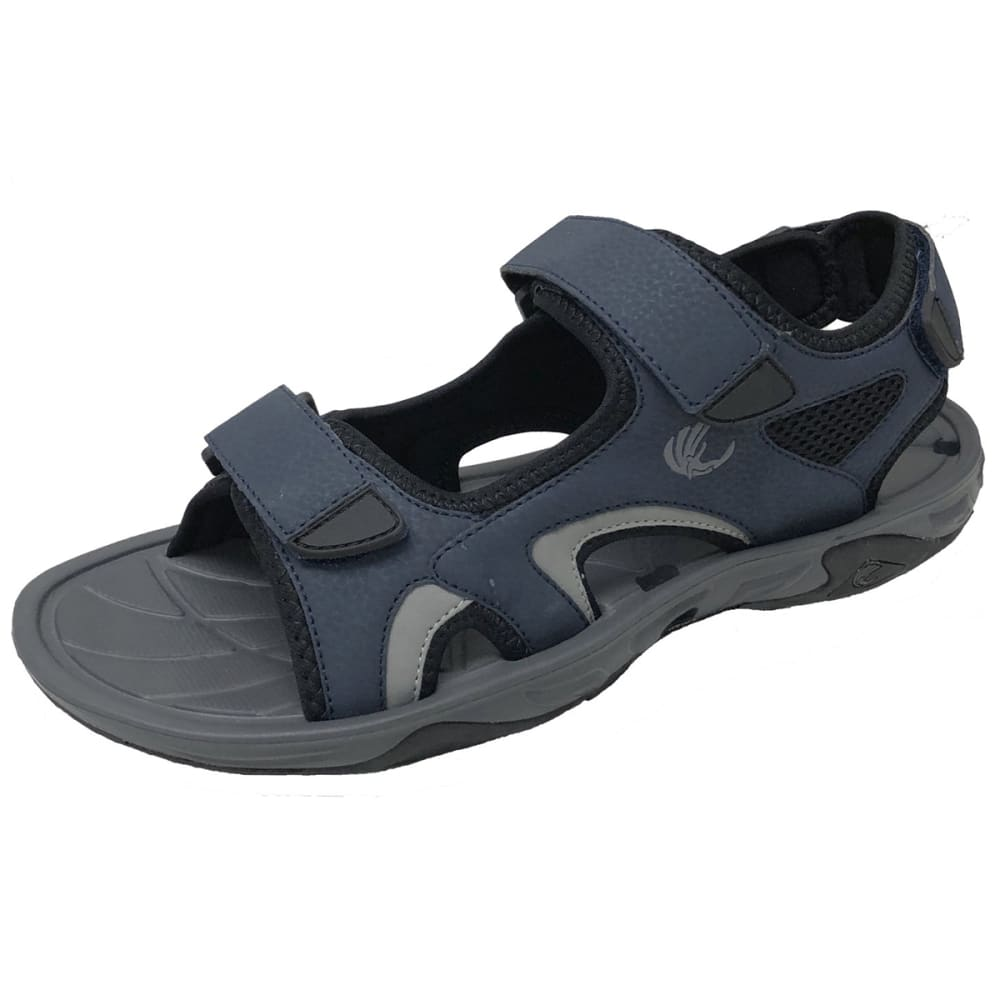 ISLAND LIFE SURF COMPANY Men's Yarmouth River Sandals 9