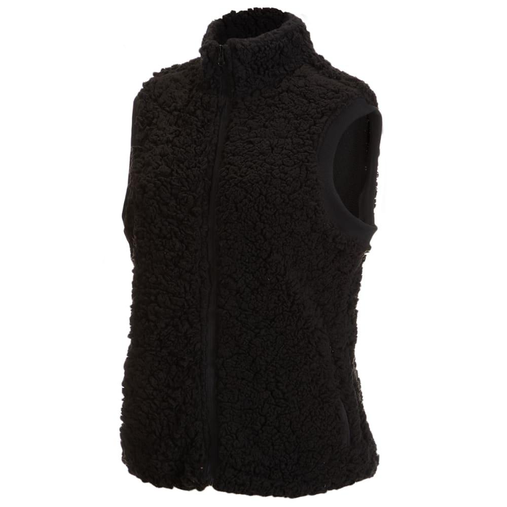 BSP Women's Sherpa-Lined Vest S